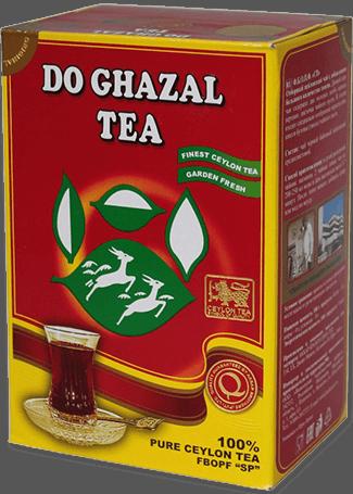 tea do ghazal red
